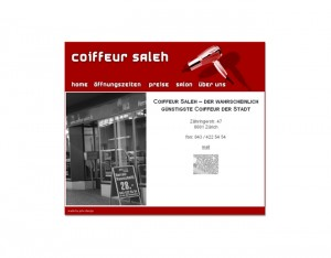 Coiffeur Saleh am Central