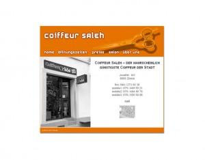 Coiffeur Saleh Josefstrasse
