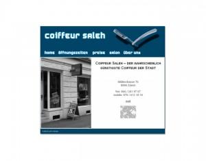 Coiffeur Saleh Müllerstrasse